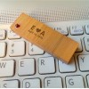 ECO Bamboo usb | Bamboo XL Amber 16~128GB USB 3.0 | baltic amber
