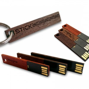 Cool usb | The Stick 64GB USB 2.0 | three types of wood